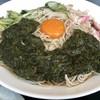 虎ノ門やぶ - 料理写真:冷やしぎばさ蕎麦