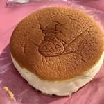 95147266 - スフレチーズケーキ(ハロウィン仕様)