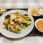 95148134 - ランチの中華丼