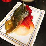 ミツワ - 刺身盛り合わせ  600円