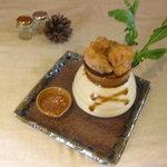 すずの木カフェ - 若鶏の旨味揚げ