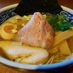 寿製麺 よしかわ - 煮干そば白醤油 690円