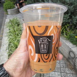 ピヤニ - タピオカタイティー(M)ICE    500円+Tax