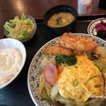 幸醤楼 - 料理写真:中華ランチ(900円)