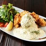 人気定食:【宮崎県】赤鶏さつま チキン南蛮