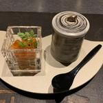 日本料理 鳥羽別邸 華暦 - 前菜