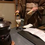 日本料理 鳥羽別邸 華暦 - ドリンク写真:VVC