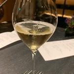 日本料理 鳥羽別邸 華暦 - 乾杯