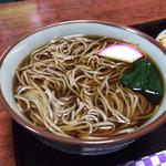 今宿増田屋 - 料理写真:かけ