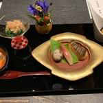 日本料理 鳥羽別邸 華暦 - 八寸