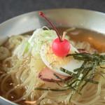 大満 - 冷麺