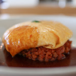 たまご農家のキッチン レシピヲ - 料理写真:ふわふわたまごのオムライス☆
