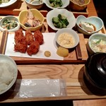95159571 - 牡蠣フライ定食