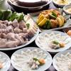 旭鮨総本店 - 料理写真:とらふぐ鍋コース