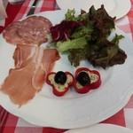 Don Giovanni  - ジョバンニ特製サラミ等冷菜盛り合わせ