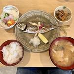 ありた - 料理写真:ランチ  B定食