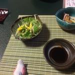 まつ葉 - サラダ