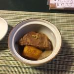 まつ葉 - 豚の角煮