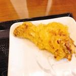 丸亀製麺 - かしわ天 140円