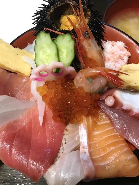 刺身屋 - 海鮮丼 アップ