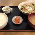 食堂510  - 料理写真:スタミナ定食