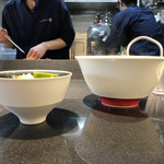 Japanese Soba Noodles 蔦 - 丼は有田焼