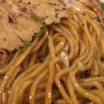 麺屋山岸 - スープの染みた中華麺と焼豚が美味しい!