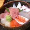 大島屋 - 料理写真:海鮮丼(並)