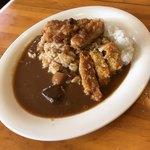 赤レンガ - 料理写真:カツカレー  ¥900