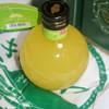 道の駅きくがわ - ドリンク写真:飲む橙(だいだい)