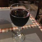 山猫軒 - ハウスワイン赤