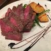 Oca - 料理写真:栃木県産 牛もも肉の窯焼き  1800円
