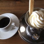 95177981 - スイーツセット(コーヒー)