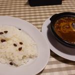 フジオ軒 - 名物カレー
