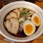 つけ麺 井手 - 北浜ブラック・