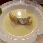 Curry シバ - 鯛のボディ