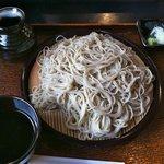 手打ちそば竹家 - 繊細な蕎麦