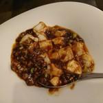 中華 本田 - 麻婆豆腐