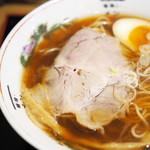 麺喰い メン太ジスタ - 中華そば(醤油)