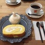 コロロ カフェ - 料理写真: