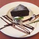 カフェ椎の木 - 料理写真: