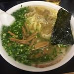 中華そば 高はし - 雲呑麺 980円