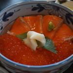 95185013 - 鮭といくらの親子丼