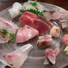 魚浪人 - 料理写真:2018.10 お刺身おまかせ盛り(1人前980円×2)