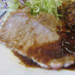 バンビ - 豚生姜焼き
