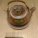 95187948 - 天茶漬け用のお出汁