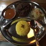 カレーの文化屋食堂 - ガラムガラムガラム