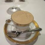 博多和田門 - 最後はコーヒーをいただいてこの日の至高のランチは終了です。