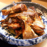 竹はる - スズキとカンパチの煮付け