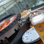 カスミガセキ - ビール